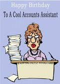 Accounts Assistant - Greeting Card